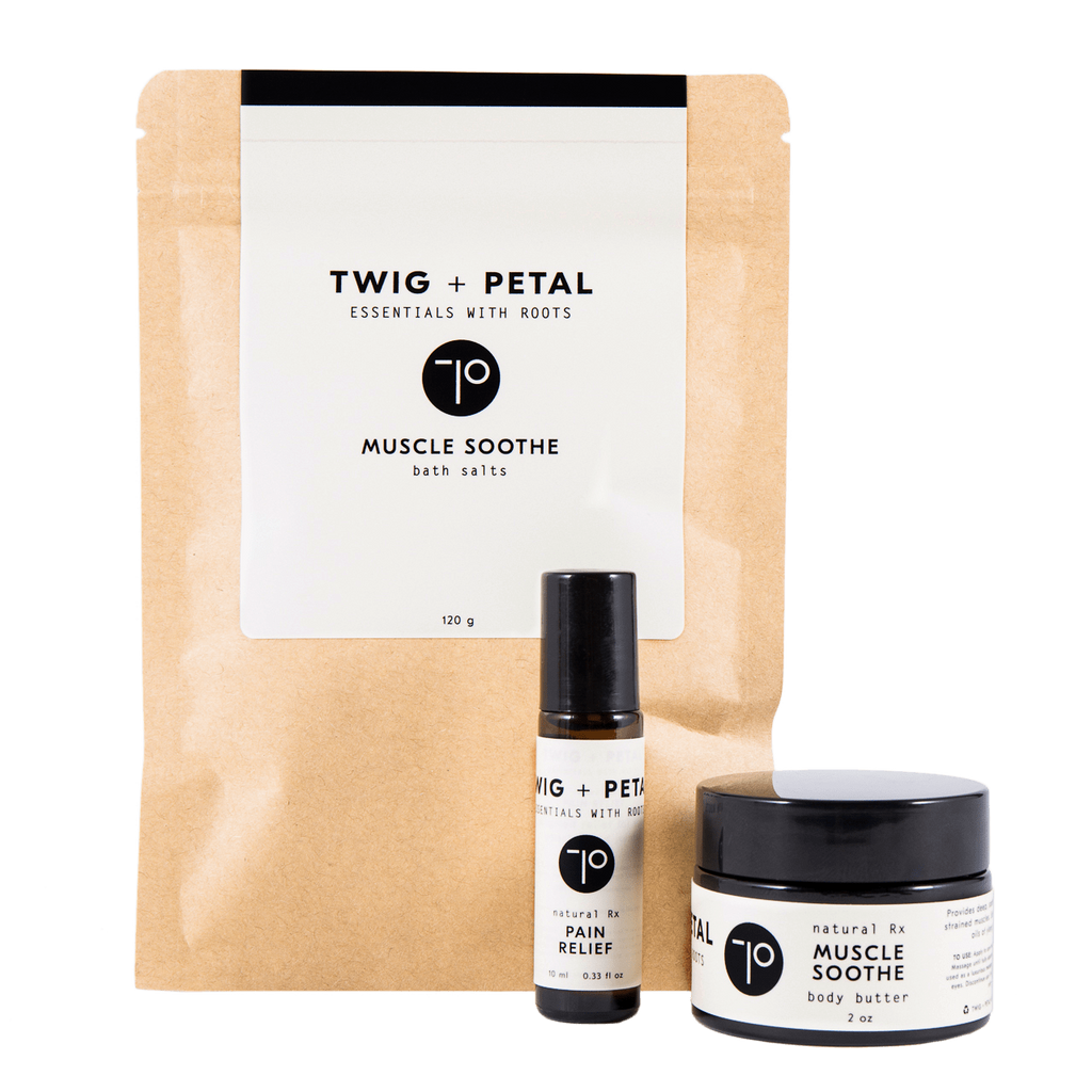 Twig+Petal Pain Relief Kit