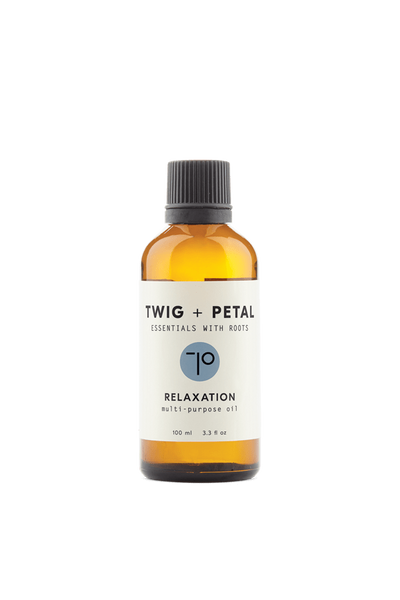 Twig+Petal Relax 100 ml 3.3 fl oz Relaxation