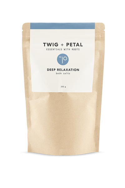 Twig+Petal Relax 255 g Deep Relaxation