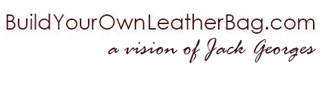 Build Your Own Leather Bag