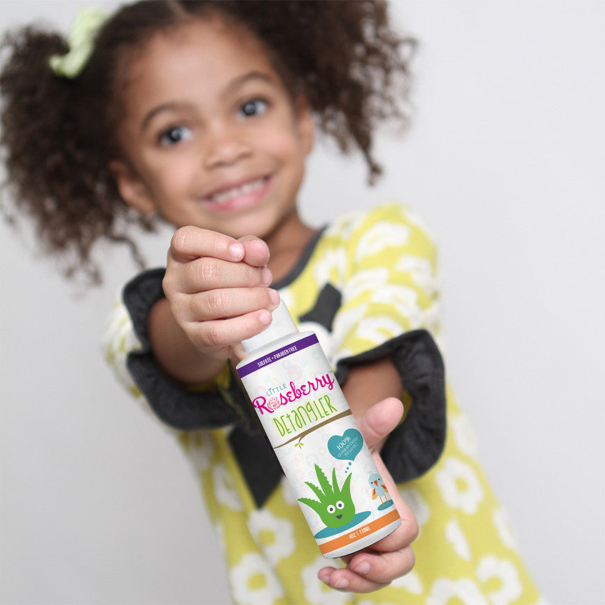 Hair Detangler Spray for kids