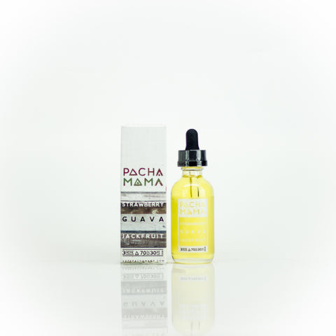 Pacha Mama - Strawberry Guava Jackfruit - VAPNCO Vape Distribution