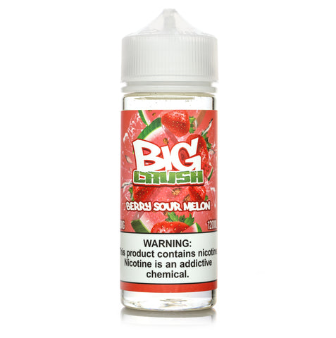 Big Crush | Berry Sour Melon - VAPNCO Vape Distribution