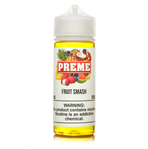 PREME - Fruit Smash - VAPNCO Vape Distribution