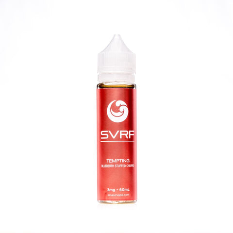 SVRF Tempting - Blueberry Stuffed Churro - VAPNCO Vape Distribution