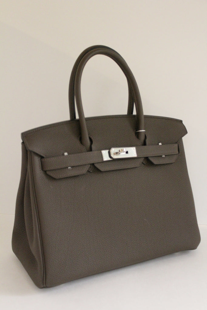 cfeaa3f49a09 ... coupon for hermes birkin 30 in ecorce togo leather with palladium  hardware ace61 a23db