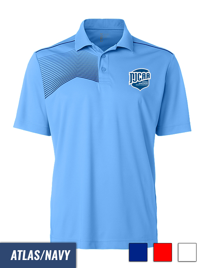 78acae7f8 Men's Glen Acres Polo - NJCAA Store