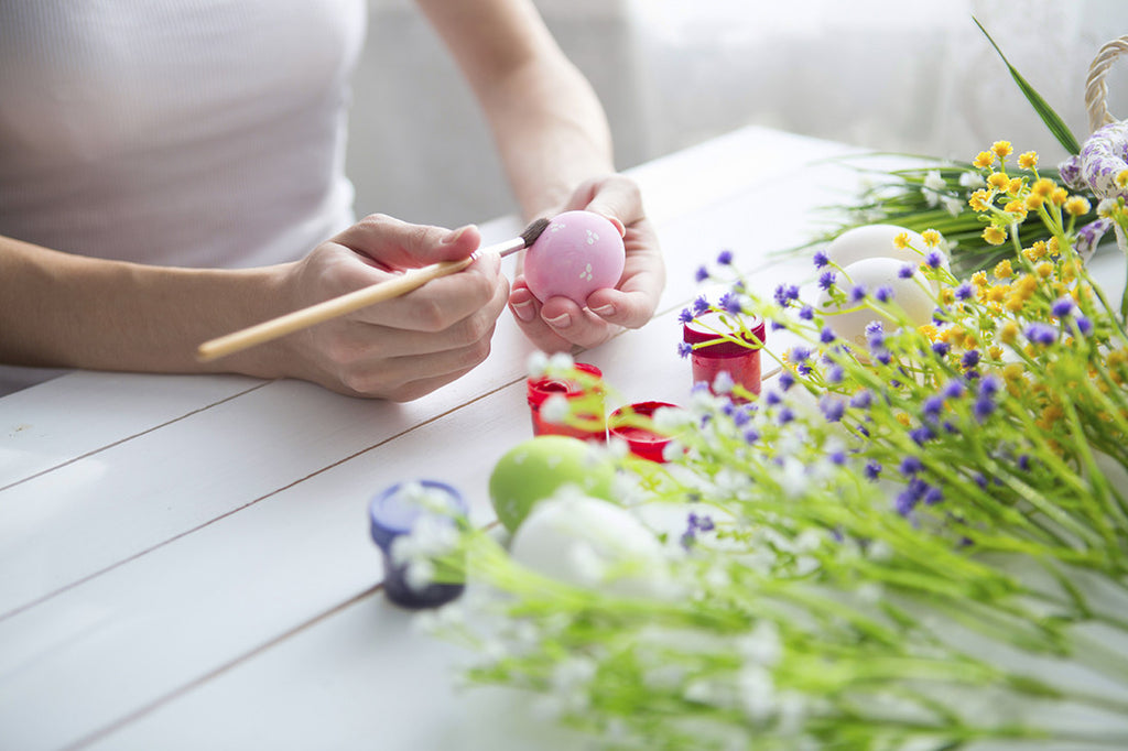 21 DIY Easy Easter Crafts