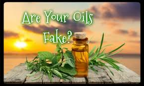 Essential Oils - Spotting the Fakes