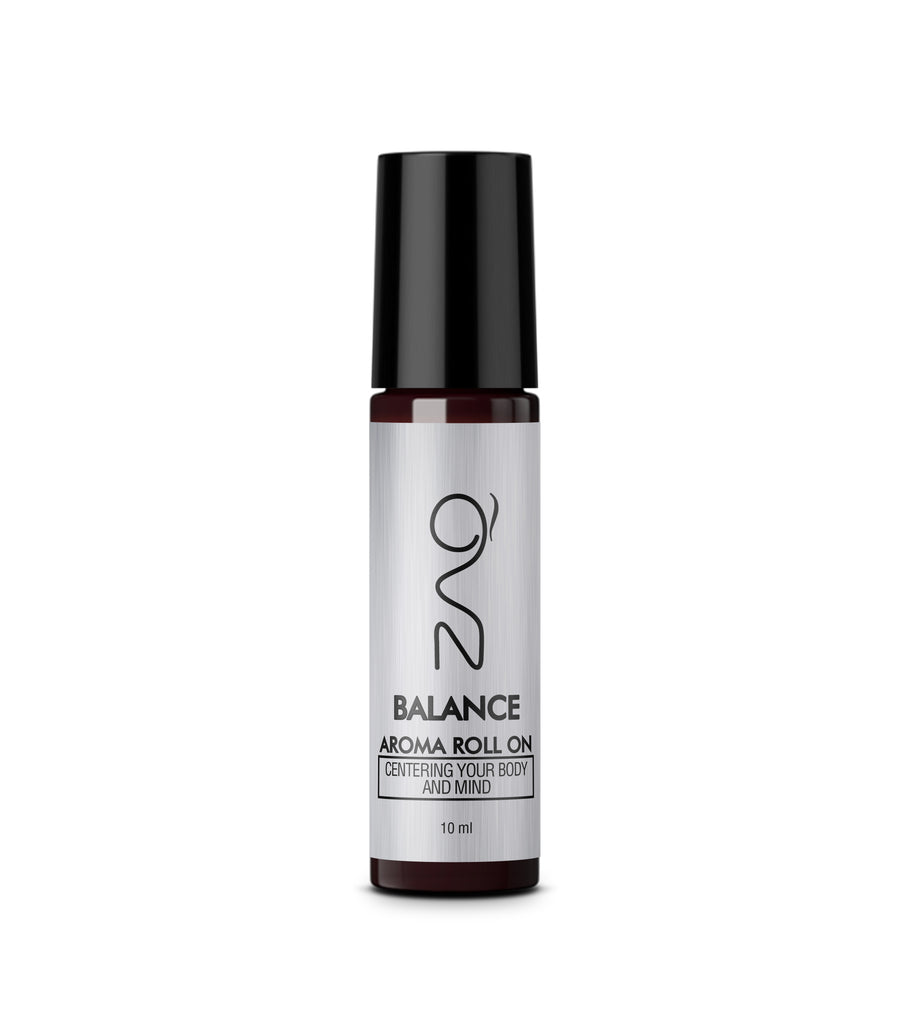 ZAQ Balance Aroma Essential Oil Roll On