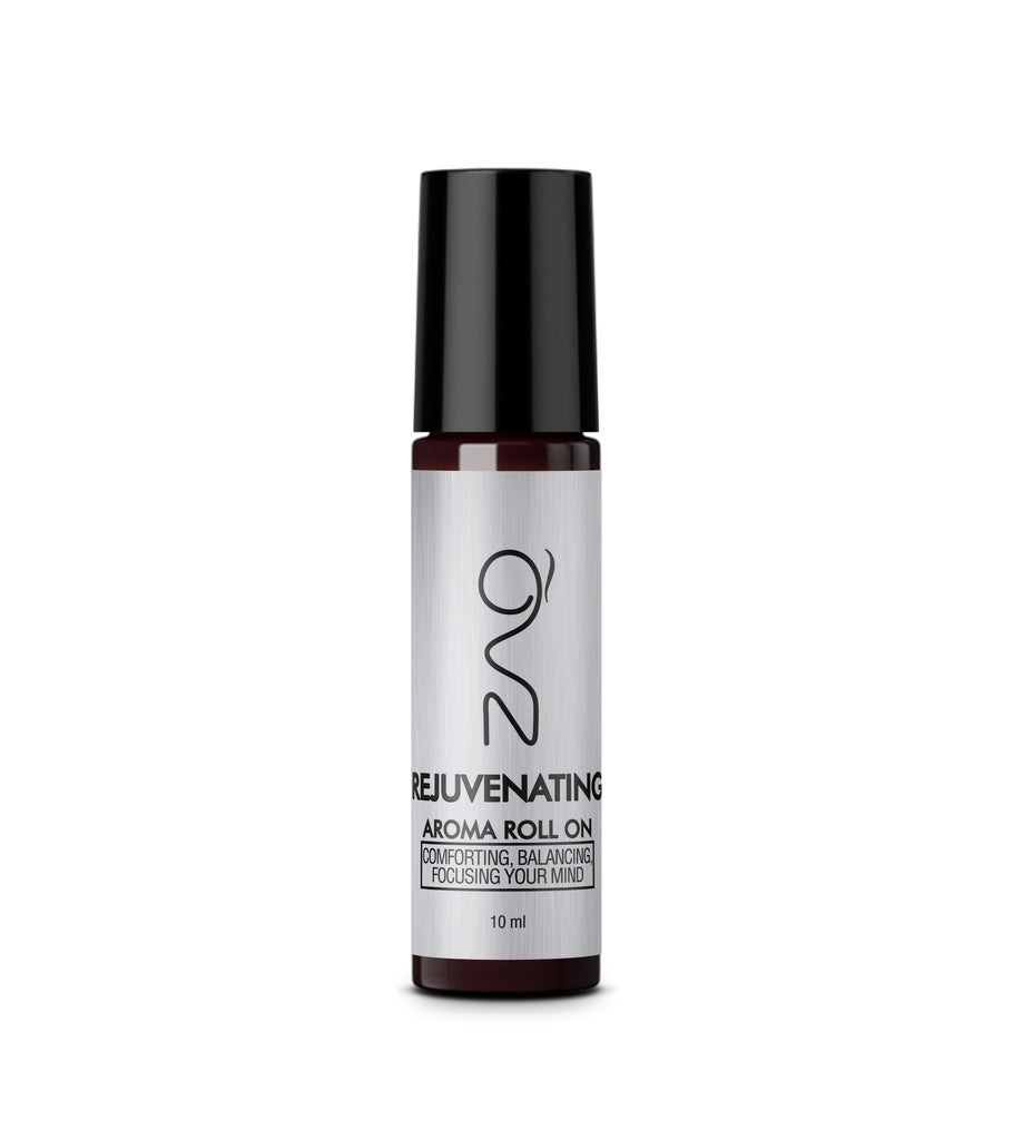 ZAQ Rejuvenating Aroma Essential Oil Roll On