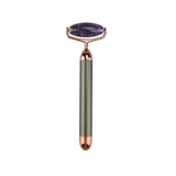 ZAQ Roll-On Amethyst W-Sonic Vibrating Face Roller