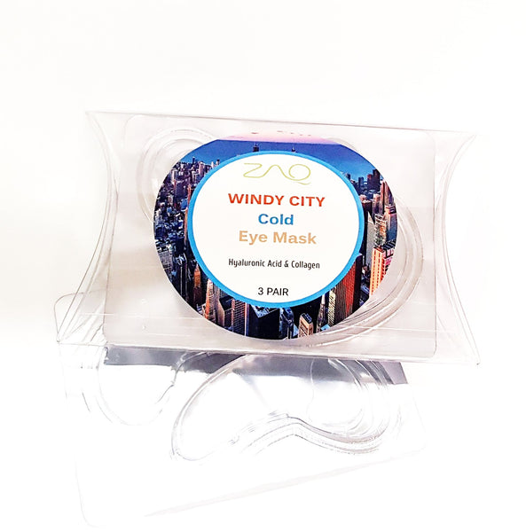 Windy City Cold Eye Mask