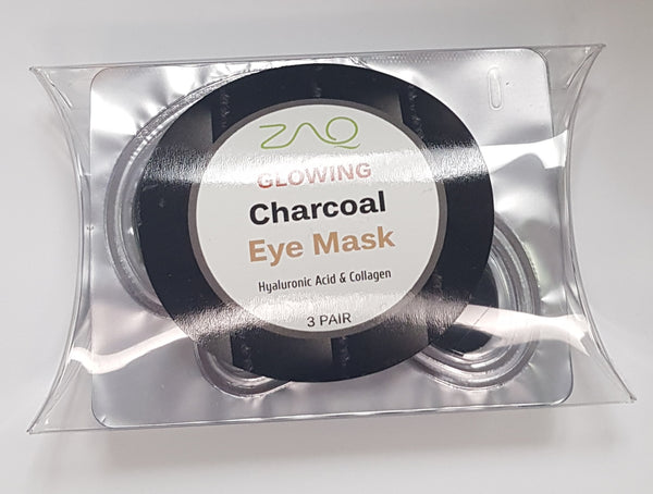 Charcoal Eye Mask (Glowing)