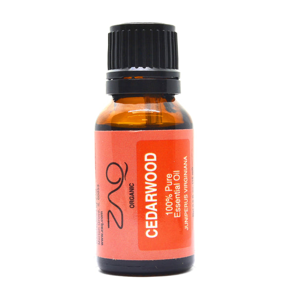 Cedarwood Organic Essential Oil