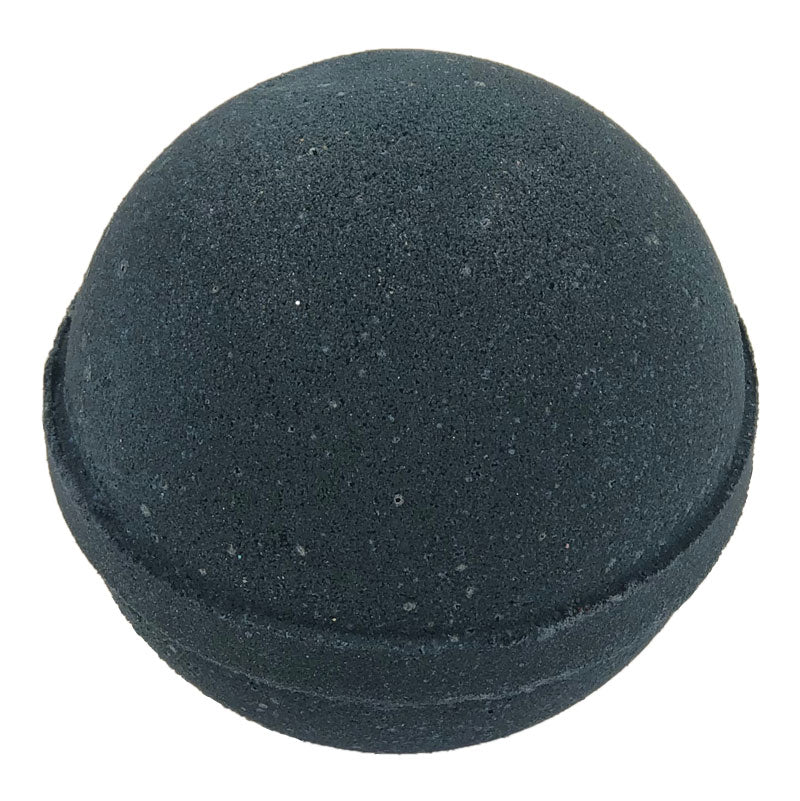 Charcoal Bath Bomb - Aloe & Oakmoss