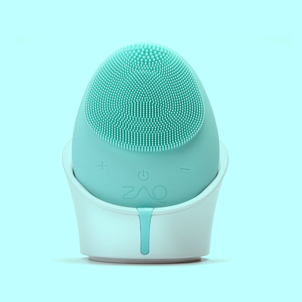 Mellow W Sonic Silicone Facial Cleansing Brush