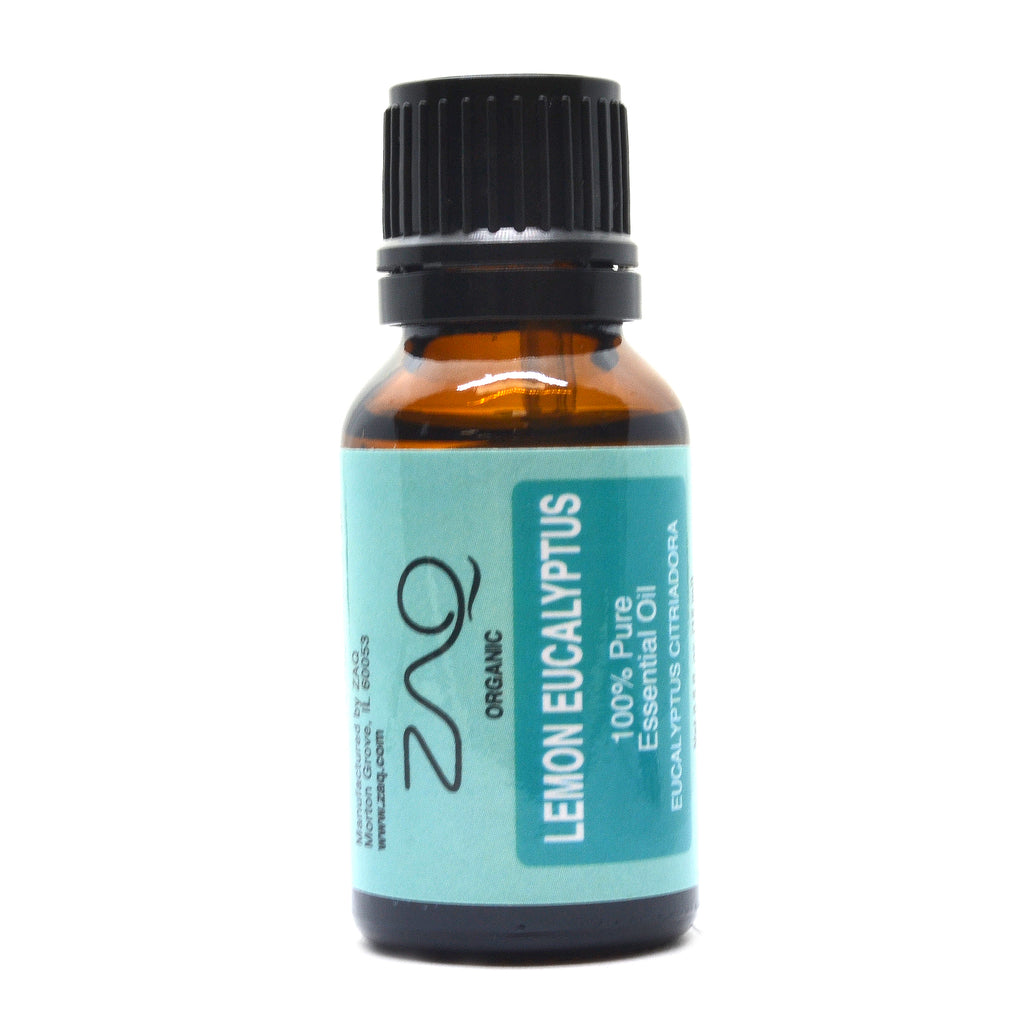 Lemon Eucalyptus Organic Essential Oil