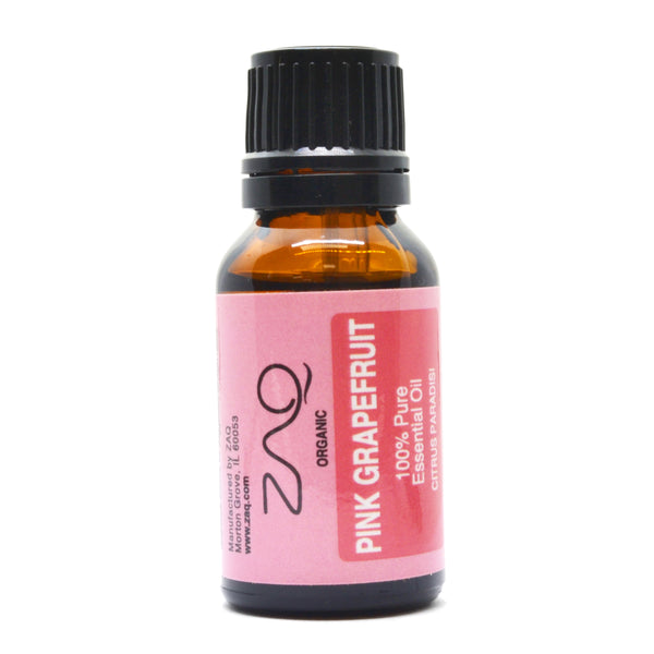 Pink Grapefruit Organic Essential Oil