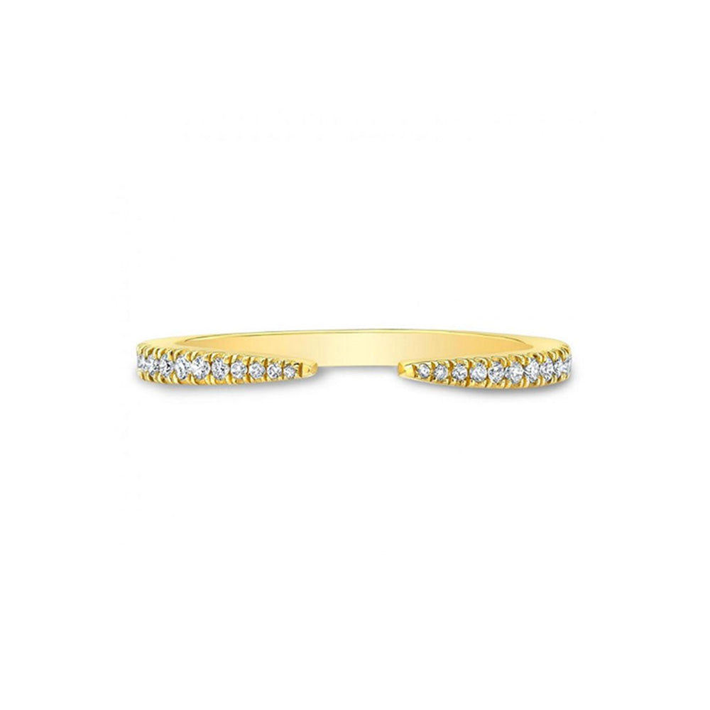 Diamond Claw Ring