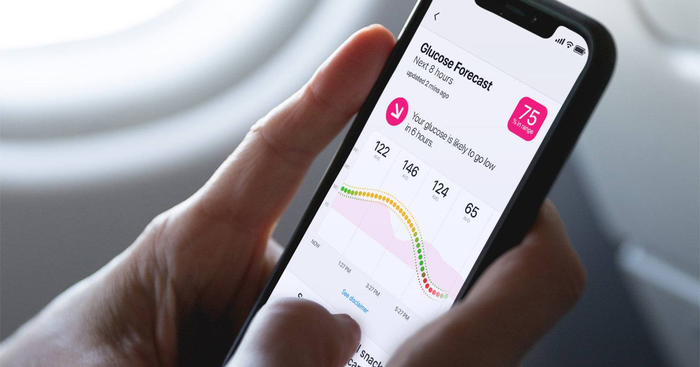 One Drop Increases Accuracy of AI-powered Hypoglycemia and Hyperglycemia Predictions and Introduces Alert Capability for People Using Continuous Glucose Monitors
