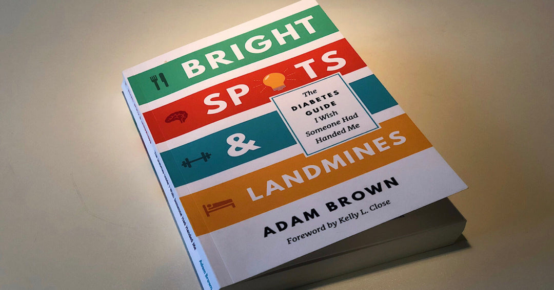 diabetes guidebook - bright spots and landmines - adam brown diabetes