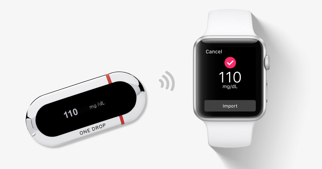 ONE DROP BECOMES FIRST DIABETES BLOOD GLUCOSE MONITORING  PLATFORM TO INTEGRATE DIRECTLY WITH APPLE WATCH