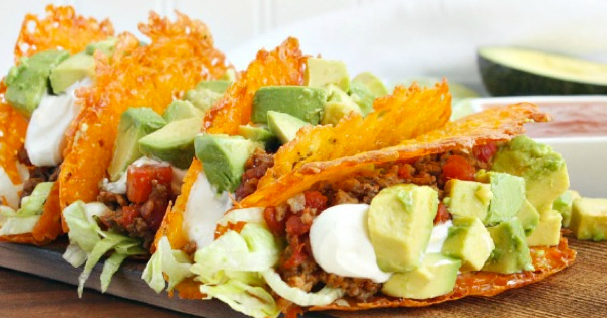 low carb tacos - low carb taco recipes - best recipes for low carb tacos - healthy taco recipes - best taco recipes - best low carb tacos