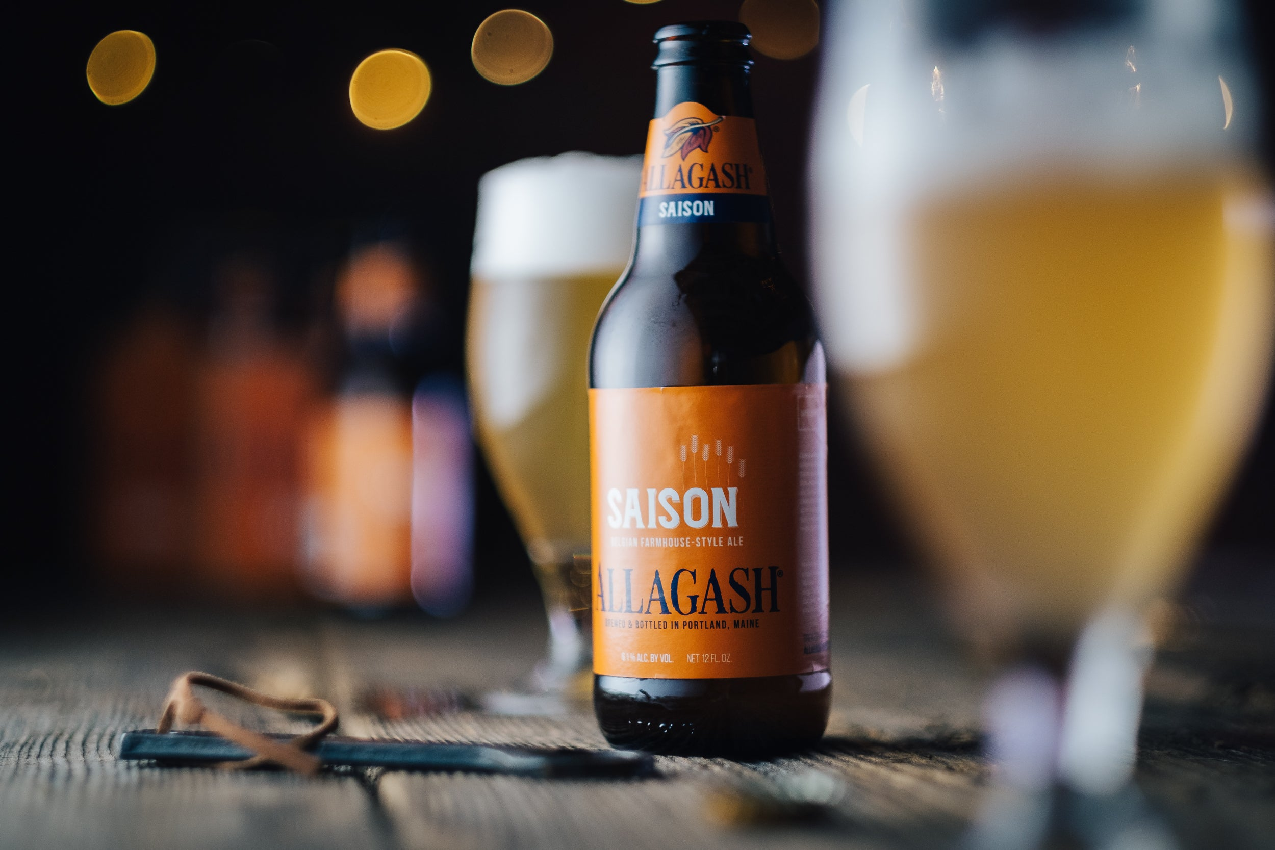 Allagash Saison - low carb craft beer - beer and diabetes - type 1 diabetes beer - type 2 diabetes beer - craft beer low carb