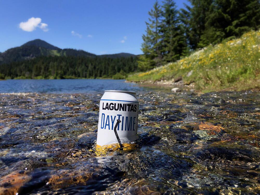 lagunitas daytime beer - low carb beer - keto beer - best low carb beer