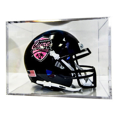CureBowl - Collectible Cure Bowl Mini Helmet with Acrylic Case