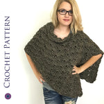 Everwhere Poncho CROCHET PATTERN