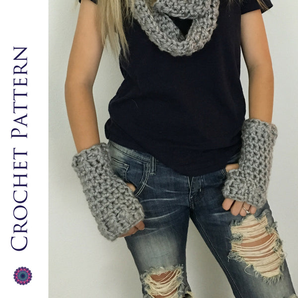 Whimsy Fingerless Gloves | PREMIUM