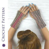 Everly Fingerless Gloves | PREMIUM