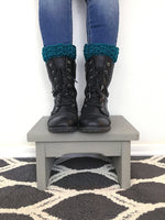 Grace Reversible Boot Cuffs | PREMIUM