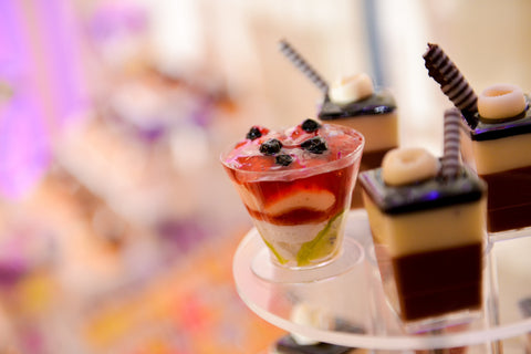 Experience Desserts Differently With Oasis
