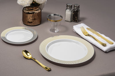 dinnerware set for weddings