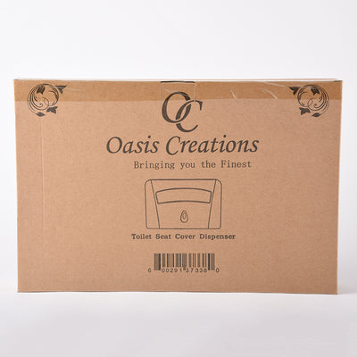 front box of oasis dispenser