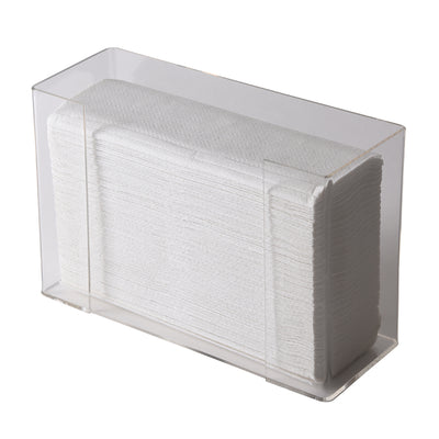 Universal Paper Towel Dispenser (Clear)