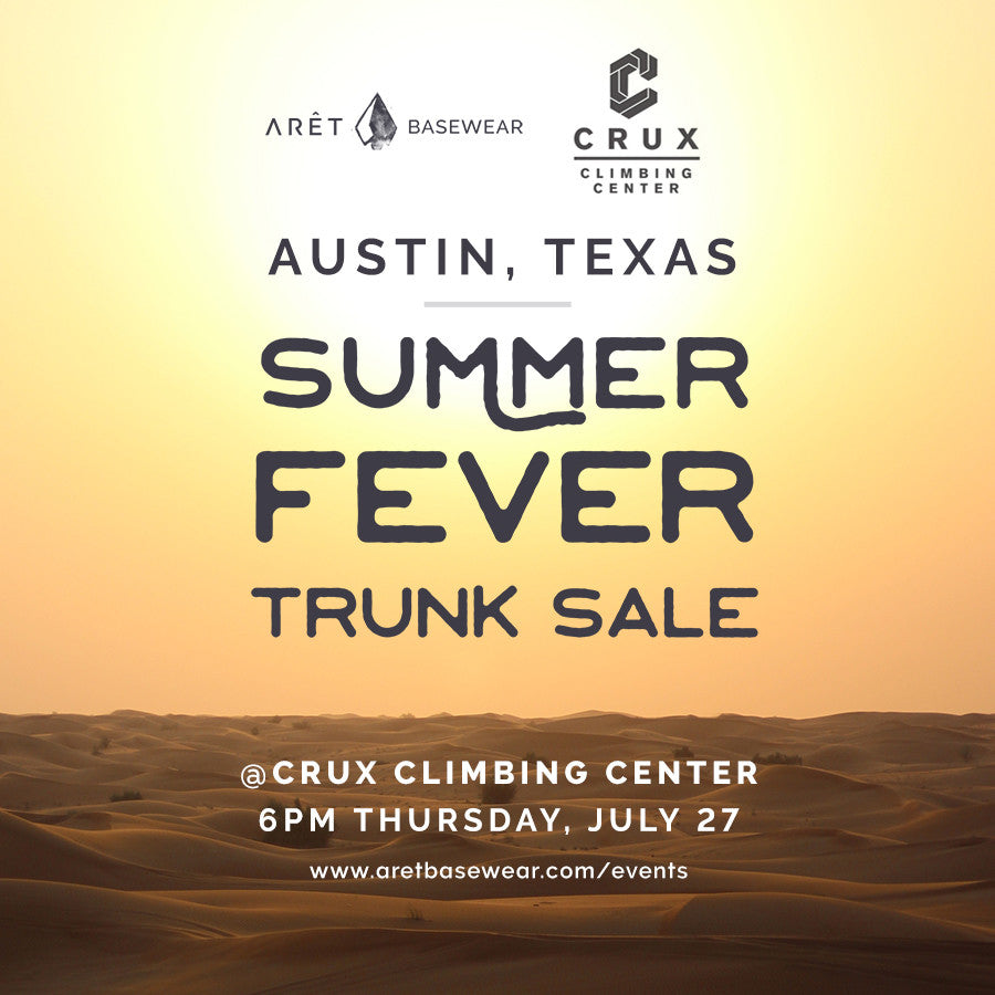 Summer Fever: Austin Trunk Sale