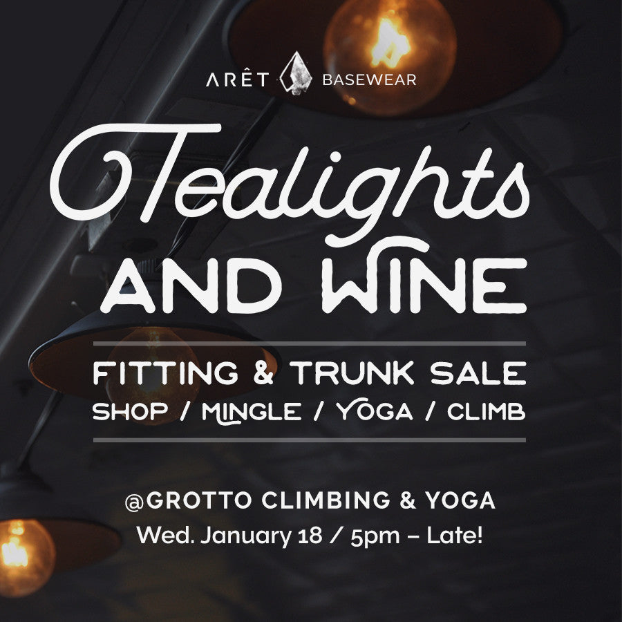 Tealights & Wine Trunk Sale