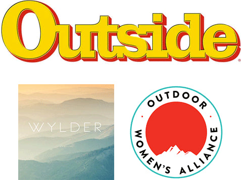 Arêt basewear formed new connections with companies in the outdoor industry like Outside magazine, Outdoor Women's Alliance, and WYLDER Goods.