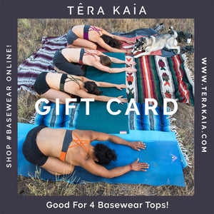 Gift Card | TOURA Basewear Top