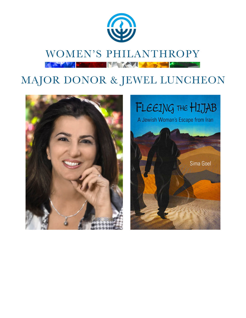 Women's Major Donor and Jewel  Luncheon