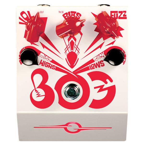 Distortion, Overdrive, Fuzz, & Boost Pedals