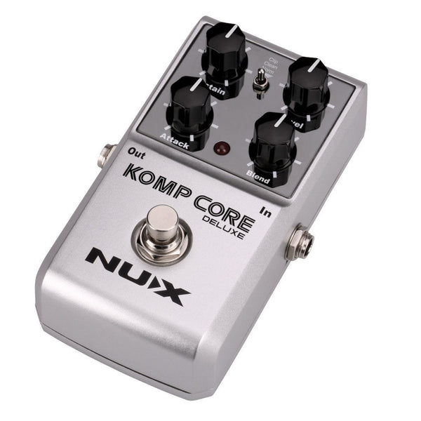 NuX Komp Core Deluxe Compressor Pedal-ThePedalGuy