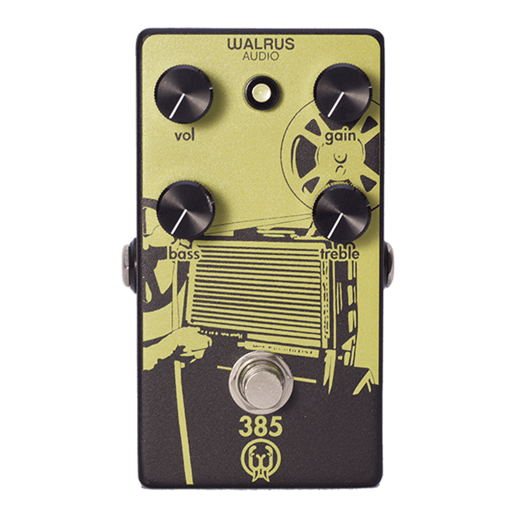 Walrus Audio 385 Overdrive Pedal-ThePedalGuy
