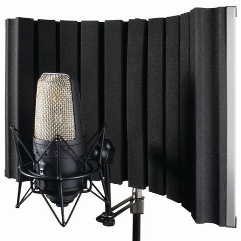 CAD Audio AS22 Acousti-Shield 22 Foldable Stand Mounted Acoustic Enclosure-ThePedalGuy