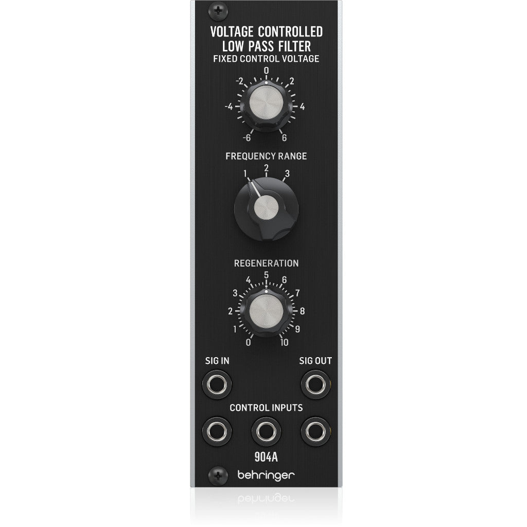 Behringer 904A Analog Low Pass VCF Module for Eurorack-ThePedalGuy