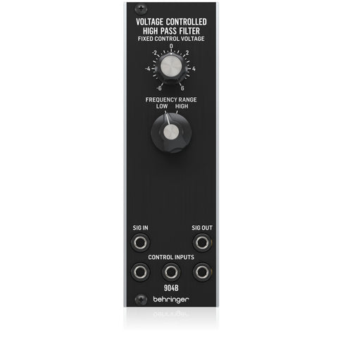 Behringer 904B Legendary Analog High Pass VCF Module for Eurorack-ThePedalGuy